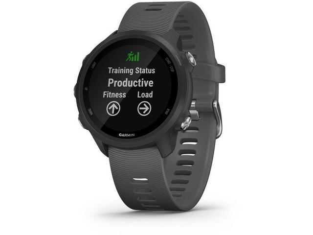 Garmin Forerunner 245 GPS Smartwatch black/slate